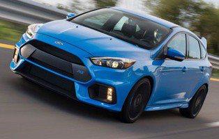 Los 5 rivales más duros del Ford Focus RS