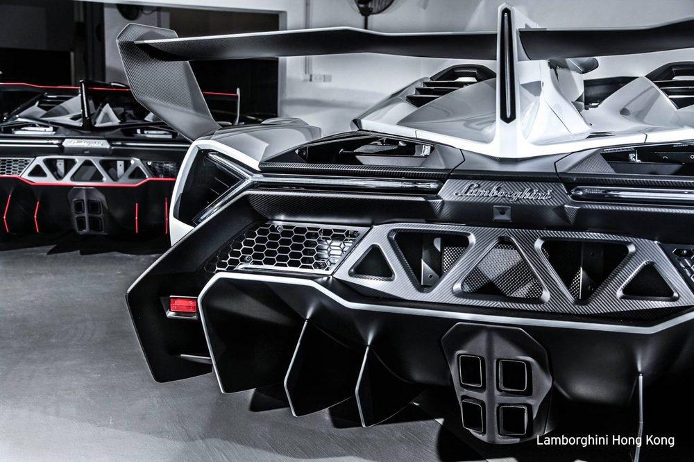 Derivan de los Aventador Roadster, pero su diseño es mucho más agresivo
