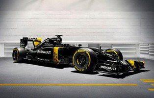 Renault R.S. 16. Renault desvela sus planes para la temporada 2016