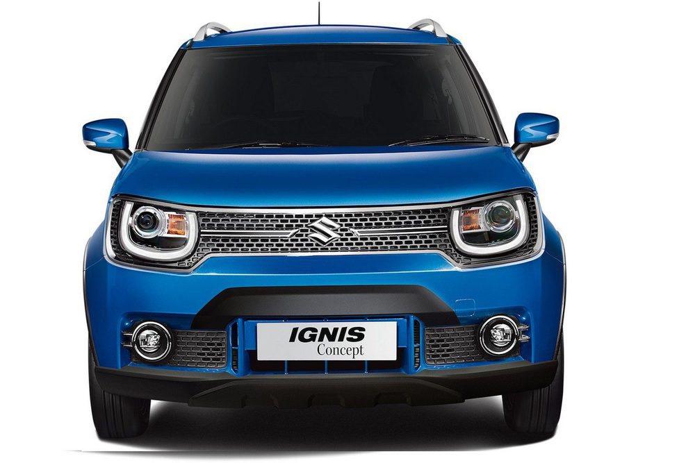 Además de con el conocido motor 1.2 DualJet, en la India el Ignis se comercializará con un eficiente propulsor diésel 1.3 DDiS