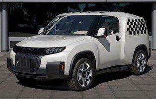 Toyota U2 Concept. Así podrían ser las futuras furgonetas de reparto
