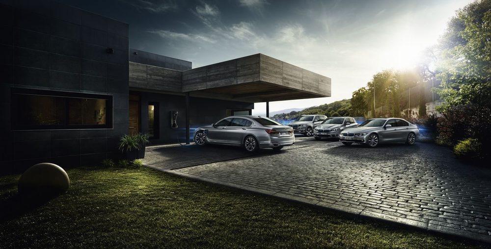 Además de los BMW i3 y BMW i8, la firma alemana ofrecerá a sus clientes hasta cuatro modelos híbridos enchufables cuando llegue este 740e