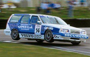 Un repaso a los más de 60 años de familiares Volvo