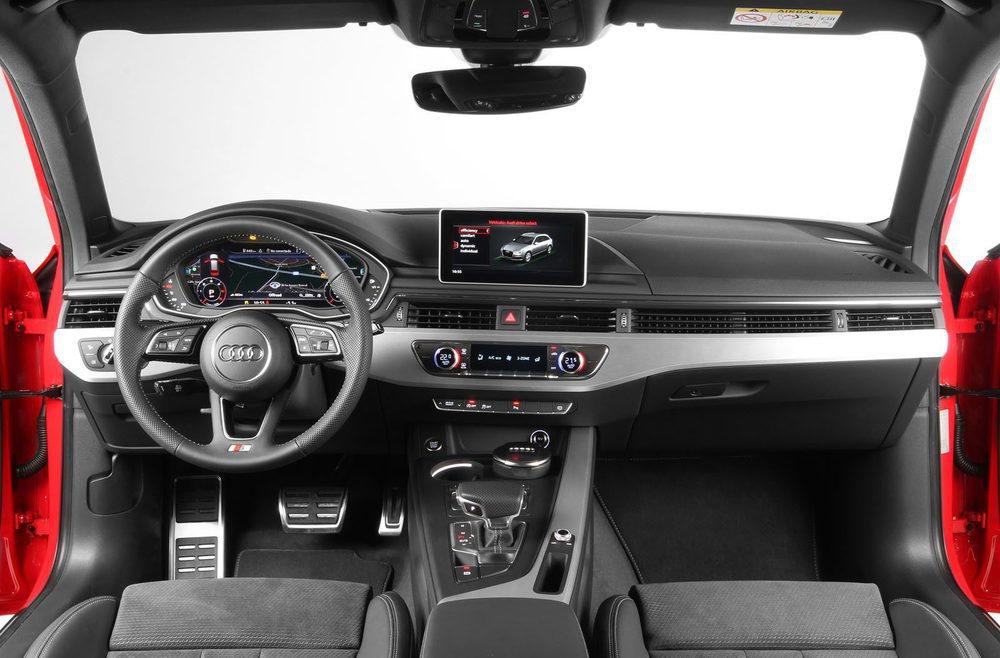 El interior destila calidad y estilo deportivo. La tecnología que incorpora el Audi A4 Avant también es de vanguardia.