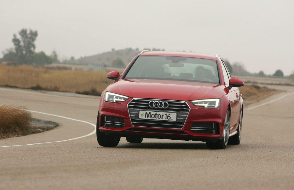 La rebaja en el peso también se traslada a un mejor comportamiento y mayor agilidad. El Audi A4 Avant es divertido y fácil de conducir.