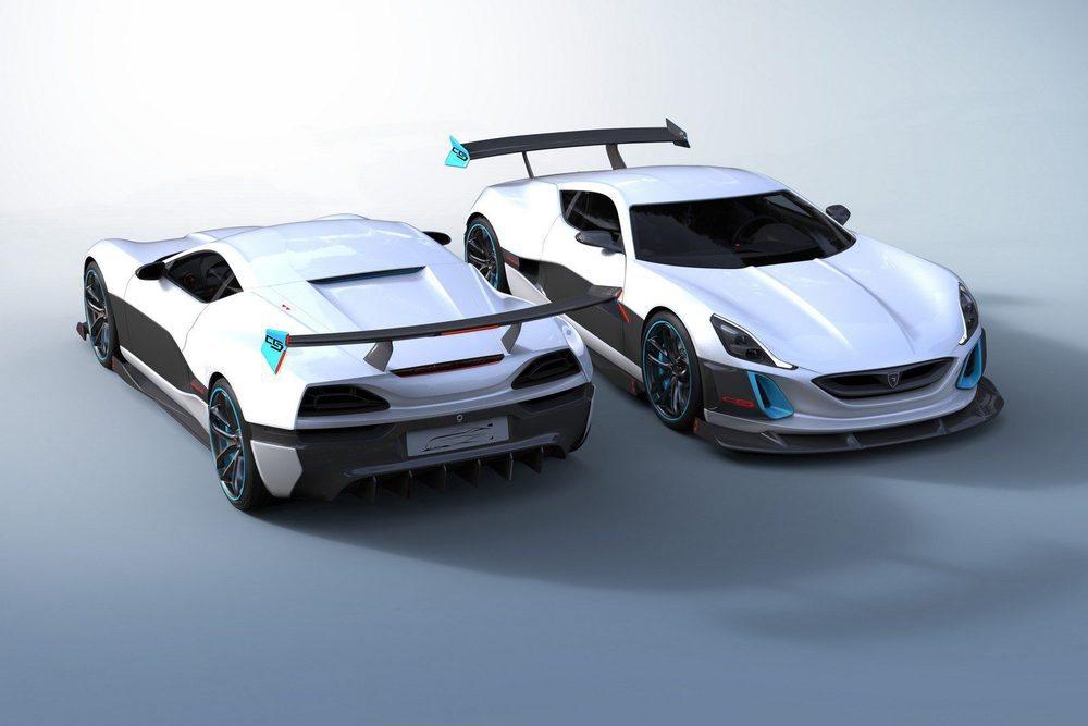 Su carrocería de carbono adquiere nuevos componentes aerodinámicos que incrementan su carga en un 34%, l equivalente a 650 kilos