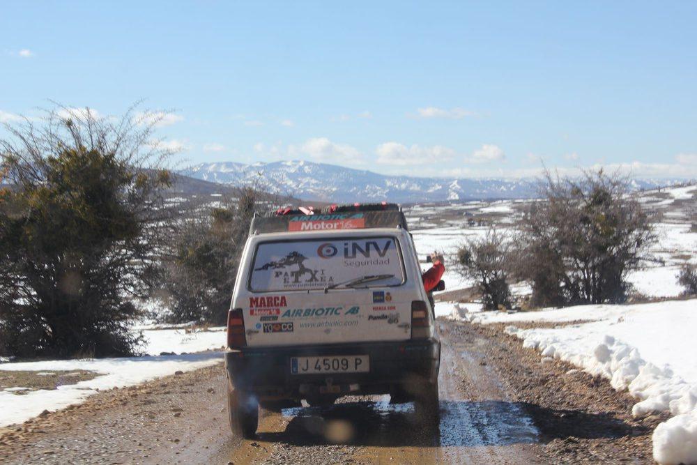 Las condiciones climatológicas son duras: del calor del desierto a las nieves en el Atlas en unos pocos kilómetros.