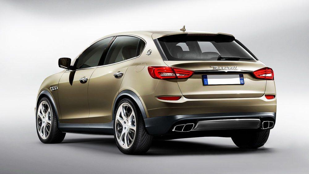El diseño exterior recuerda al nuevo Maserati Levante... Pero a menor escala, pues su tamaño se reduce de 5,0 a 4,3 metros de longitud. Mantiene el nombre de Kubang como homenaje a los concept que adelantaron el primer crossover de la firma del tridente