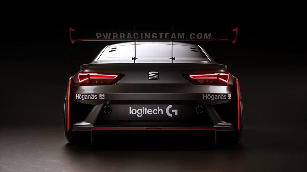 Está creado para competir y toma un chasis tubular con un motor 3.5 V6 de 420 CV colocado en posición central para repartir mejor los pesos. Este diseño coupé mejora la aerodinámica y es el motivo por el que lo han desarrollado y no se han decantado por un Seat León SC de tres puertas