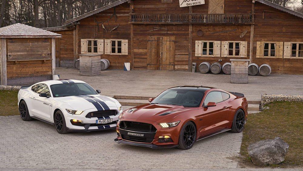 Este Mustang es el más salvaje que conocemos. Es obra de GeigerCars y su motor 5.0 V8 genera 820 CV y 760 Nm. Cualquiera de los componentes de este pony car se puede adquirir por separado o bien puedescomprarte este, que cuesta 109.500 euros