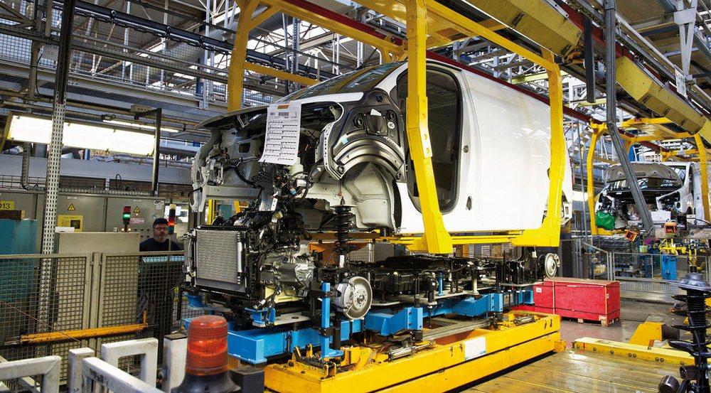 Los comerciales del Grupo PSA se fabrican en la factoría francesa de Sevelnord.