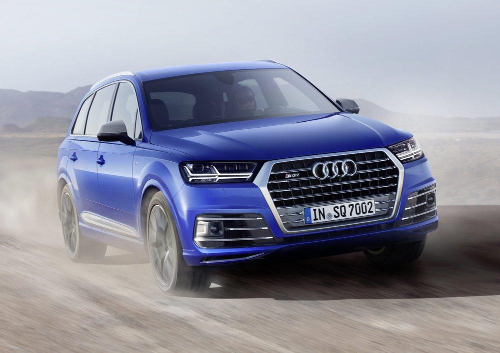 435 caballos es lo que ha sacado Audi de su nuevo motor V8 TDI