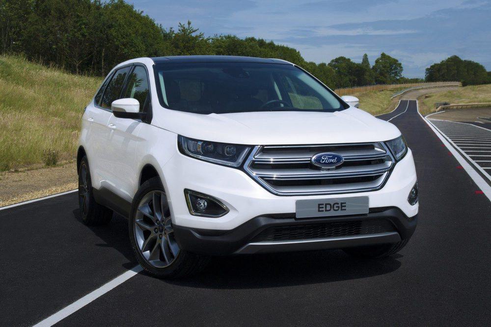El nuevo Ford Edge dará mucha guerra gracias a su espacio interior y a sus buenos acabados