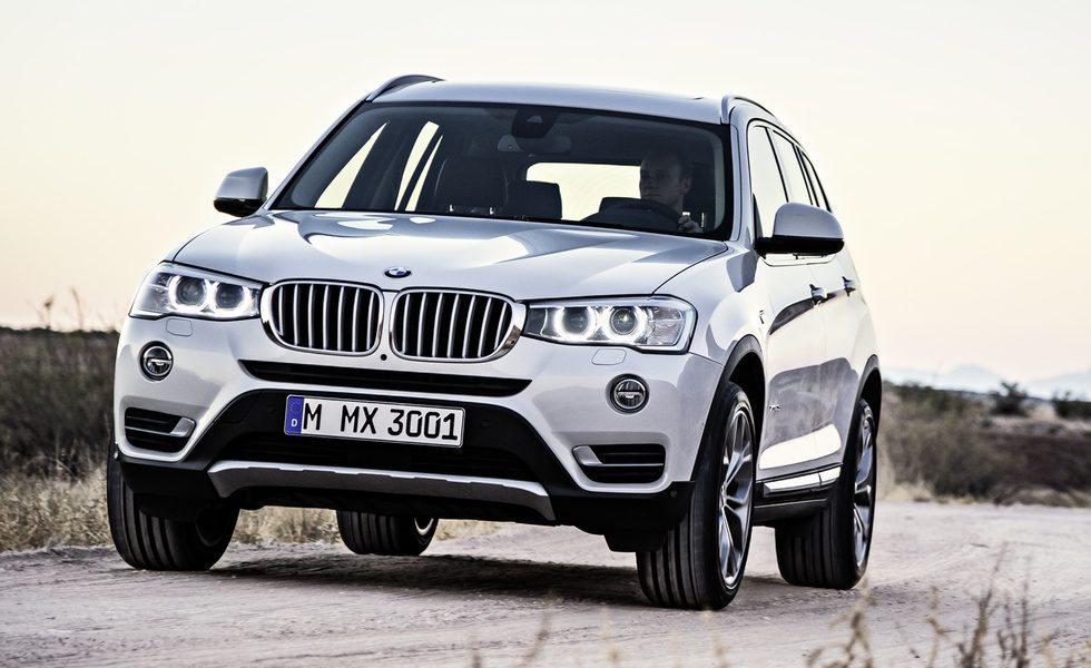 Pendientes de su próxima generación, el X3 actual es un vehículo con un diseño envidiable