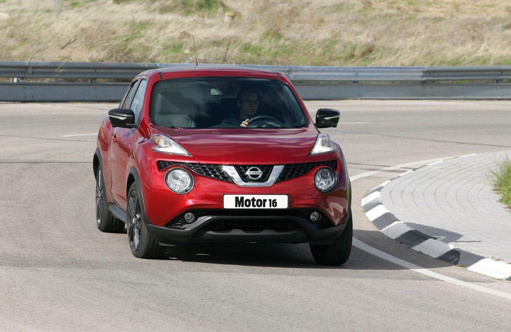 El Nissan Juke es otro temible rival que lleva años en los primeros puestos de ventas totales gracias a su rompedora estética y dinamismo