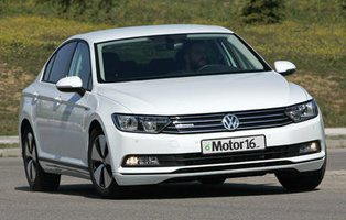 Volkswagen Passat Bluemotion 1.6 TDI. Clásico del ahorro