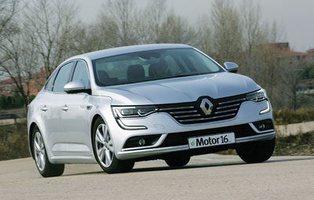 Renault Talisman Intens dCi EDC. Pone alto el listón