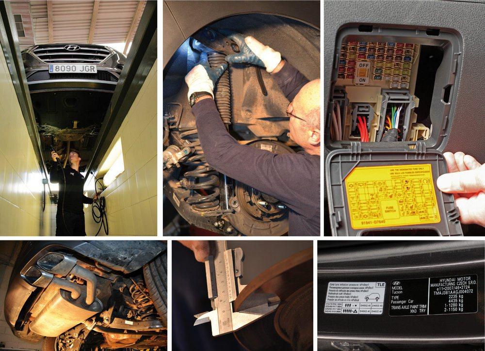 Tras los 50.000 kilómetros, nuestro mecánico tiene claro que el Tucson utilizado en la prueba es un coche fiable