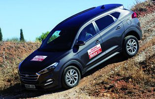 Hyundai Tucson 2.0 CRDI a los 50.000 km. Trayectoria impecable
