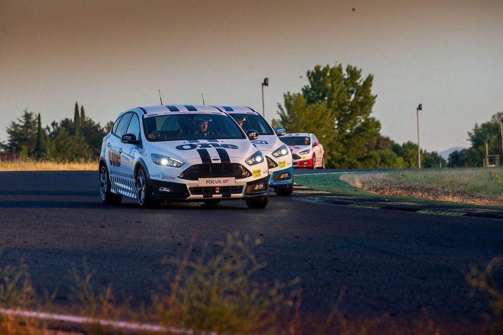 El año pasado nuestro compañero Pedro Martín participó en la prueba resultando su equipo ganador