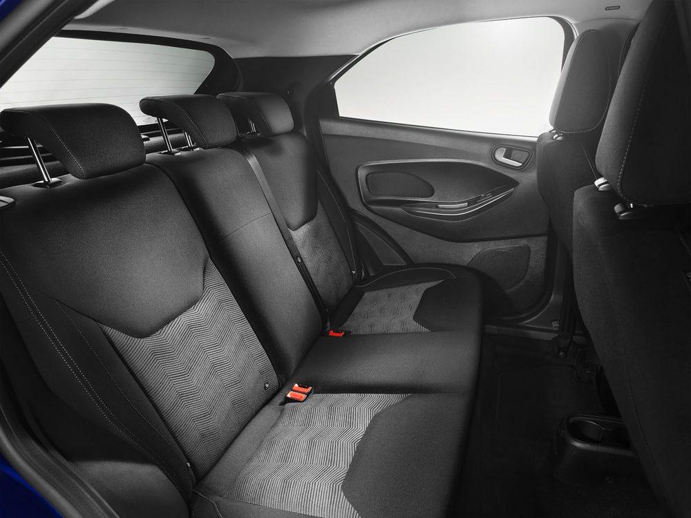 La habitabilidad es uno de los grandes argumentos del Ford Ka+. Las plazas traseras son de lo mejor del segmento.