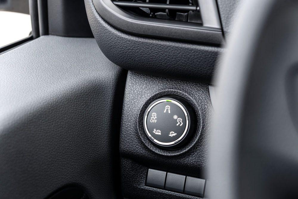 El Grip Control permitirá al Expert a lugares donde es necesaria una motricidad reforzada.