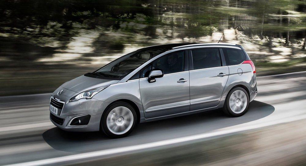 El Peugeot 5008 es uno de los más cortos, pero con un interior muy aprovechable.