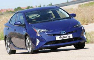 Toyota Prius Hybrid. Mr. Eficiencia