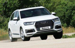 Audi Q7 3.0 TDI e-tron Quattro. Todopoderosa tecnología