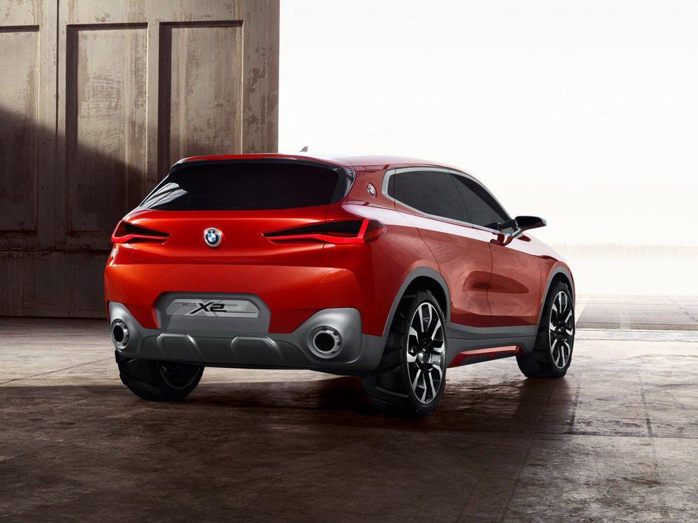 Para crear el futuro BMW X2, la firma alemana partirá de la nueva generación de su X1, pero lo equipará con una carrocería más dinámica y atractiva. Lo mismo que actualmente hace con sus singulares X4 y X6.