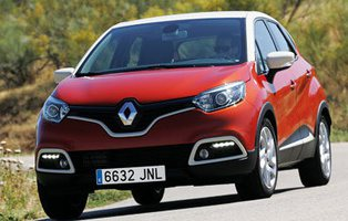 Renault Captur. Cerca de subirse a lo más alto