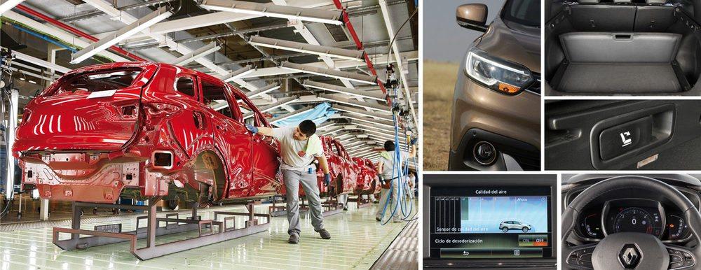 La factoría de Palencia se puso al día a todos los niveles cuando comenzó a producir el Kadjar. Hoy en día se puede hablar de una fábrica modelo.