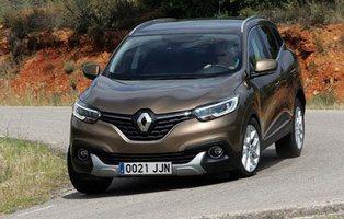 Renault Kadjar. Chico para todo
