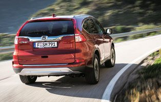 Honda CR-V. Tecnología fiable