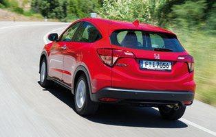 Honda HR-V. Estilo y funcionalidad