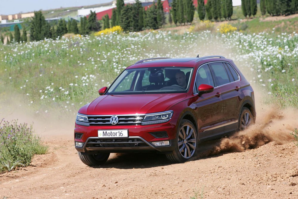 El Volkswagen Tiguan se renueva para competir cara a cara con la competencia. Tendrá incluso una variante híbrida