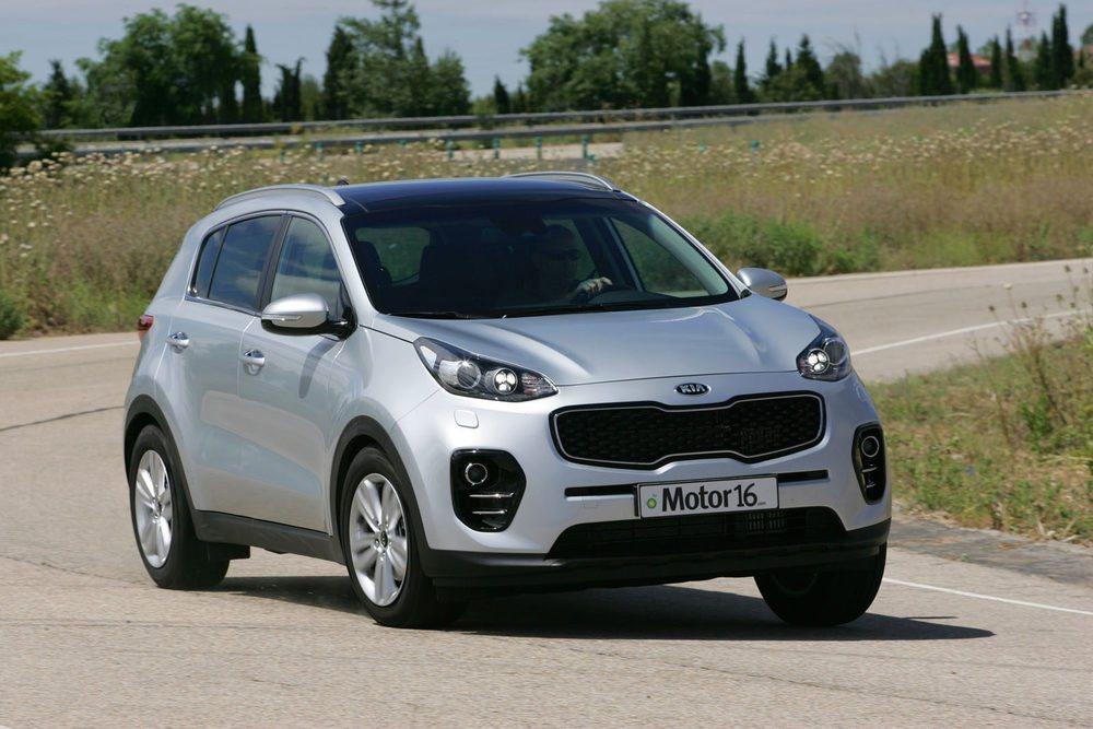 El Kia Sportage está a la venta desde marzo con tres motores diésel y dos de gasolina