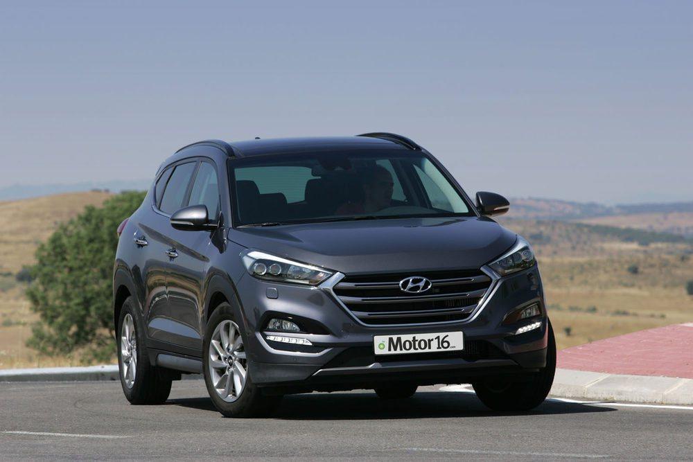 El Hyundai Tucson comparte mucho con el Sportage, plataforma, motores...