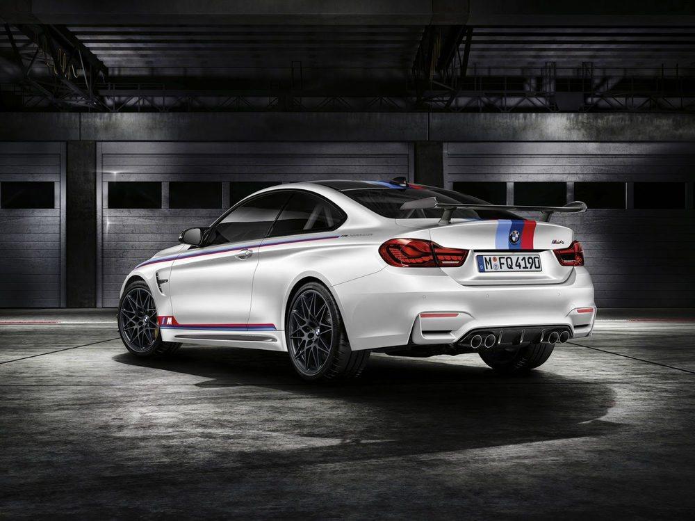 BMW M4 DTM Champion Edition. Felicidades Marco Wittmann - Motor 16