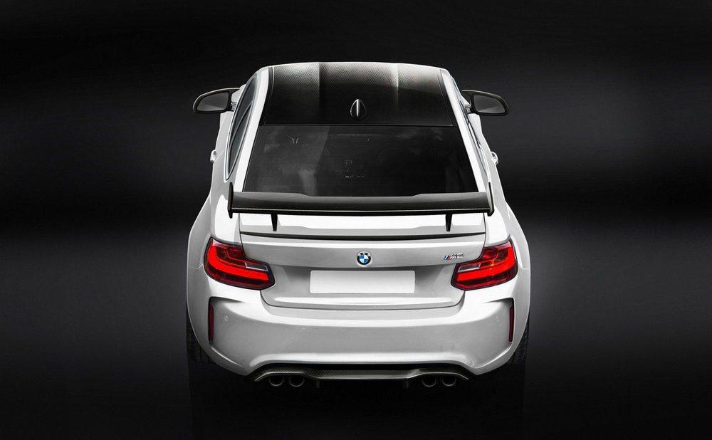 Mientras BMW desarrolla su M2 GTS, los chicos de Alpha-N han creado este paquete en carbono denominado GTS. Posiblemente también aligeren su habitáculo, lo equipen con frenos carbocerámicos...