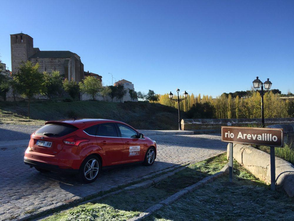 En Arévalo nos sorprendió su castillo, sus iglesias y su puente fenomenalmente conservado