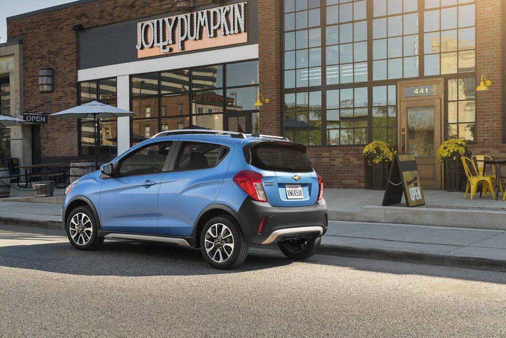 Chevrolet ha creado una versión con aspecto aventurero para su Spark. Se denomina ACTIV y se presenta en Los Ángeles, aunque su comercialización está prevista para comienzos de 2017 y ya se conocen sus precios.