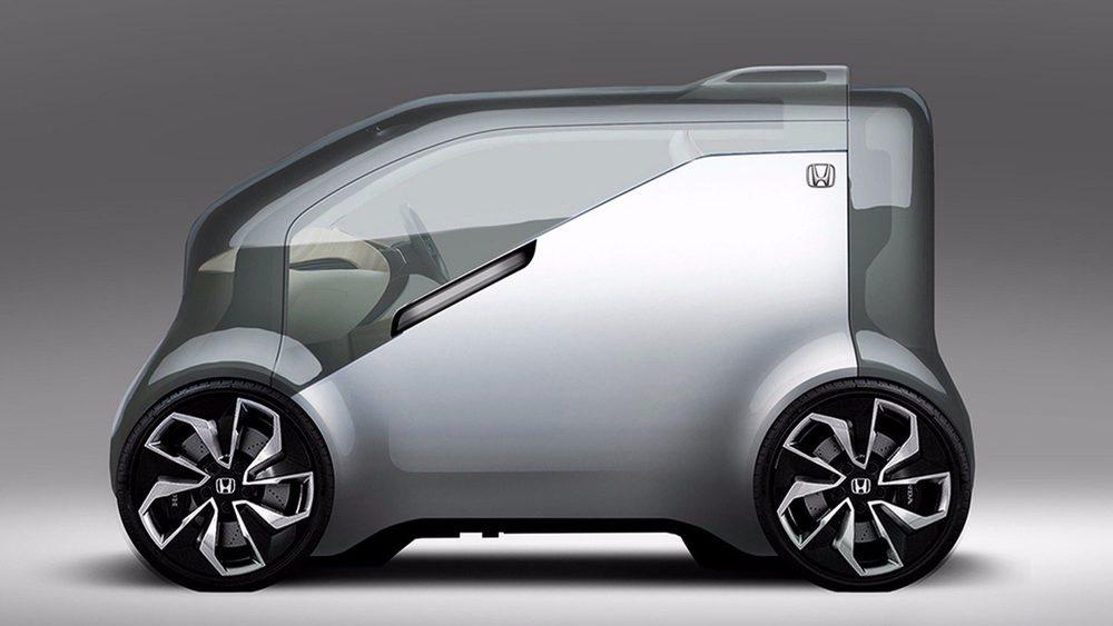 El NeUV tendrá emociones, pero podrían haber dejado alguna también para su diseño.