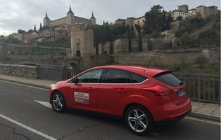 25.000 km con el Ford Focus EcoBoost 125 CV. El final, más cerca
