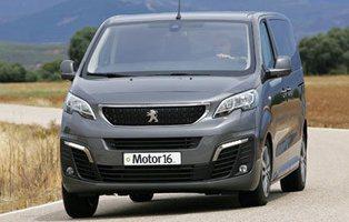 Peugeot Traveller Business Standard HDI 150. Traslados premium