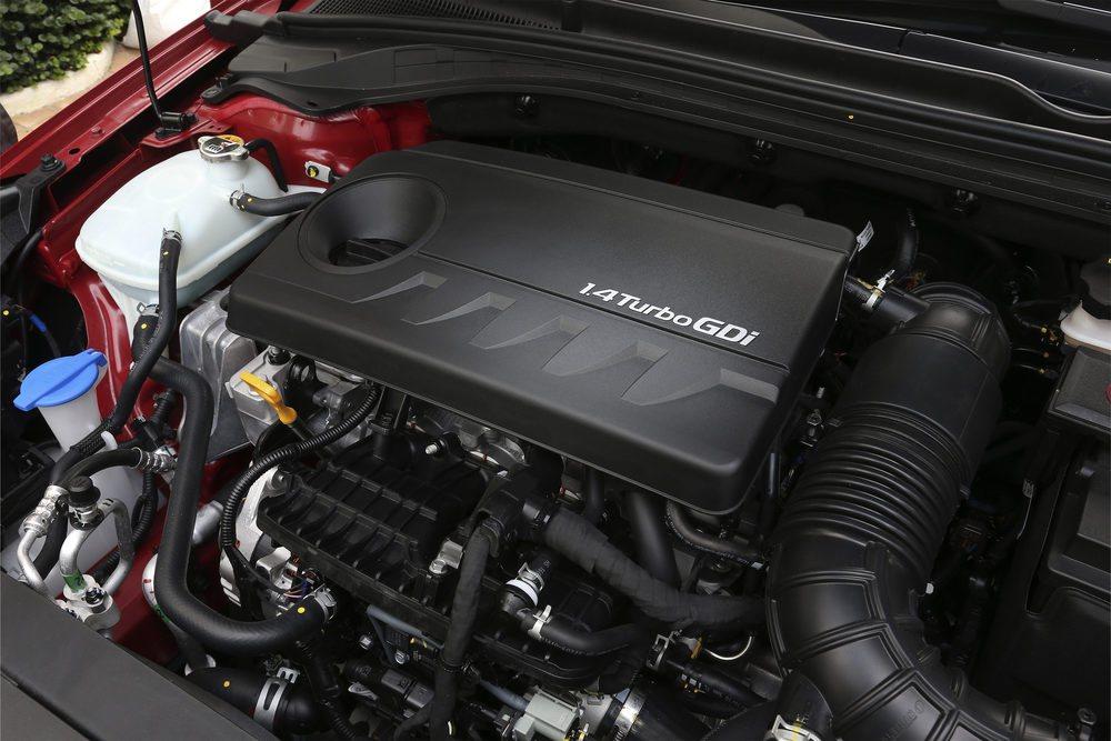 Todos los motores vienen de serie con el sistema integrado de Stop and Go (ISG)