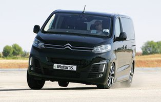 Citroën Spacetourer Blue HDI 180 EAT6. Grande y que ande