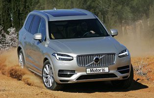 Volvo XC90 T8 Twin Engine AWD. Prodigioso