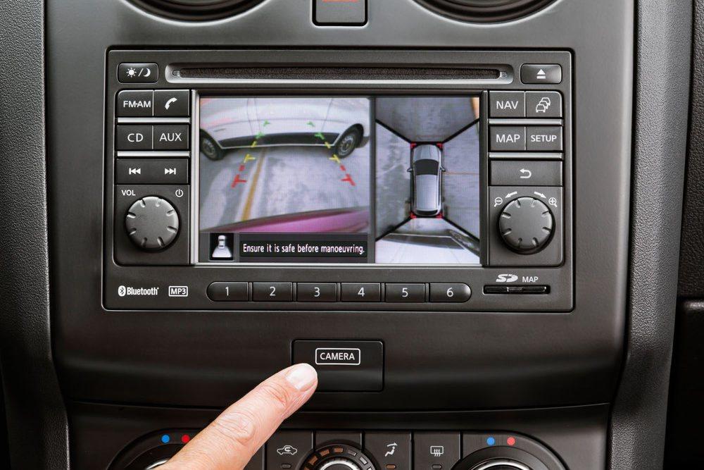La camara de visión 360 supuso una revolución dentro del segmento abriendo todo tipo de posibilidades y facilitando, entre otras muchas cosas, el aparcamiento