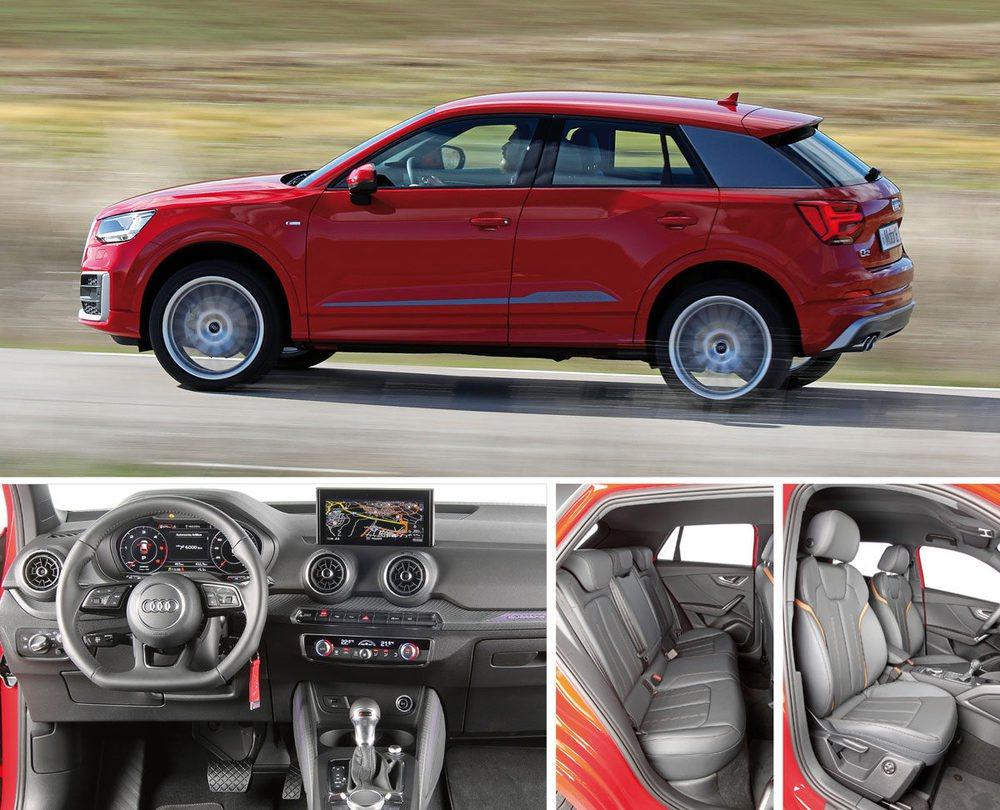 Para complementar por abajo a Q3, Q5 y Q7, Audi no podía hacer un SUV cualquiera. Y no lo ha hecho. El Q2 pasa a ser el referente por calidad y tecnología entre los pequeños SUV.